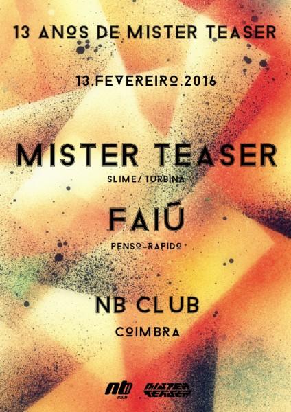 NB Club (Coimbra) - 13.fev.2016