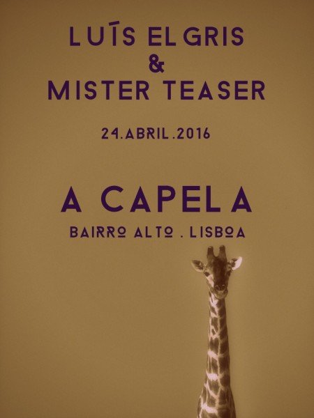 A Capela (Lisboa) - 24.abr.2016
