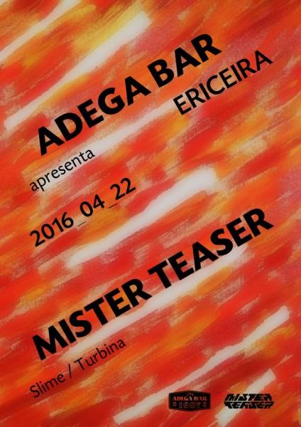 Adega Bar (Ericeira)_poster - 22.abr.2014